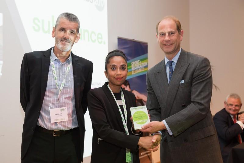 sportandrec award photo